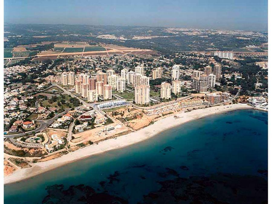 playas de campoamor jardin 135m2