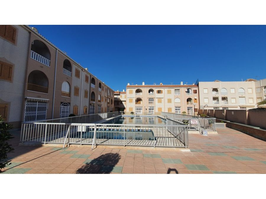apartamento 3a linea playa