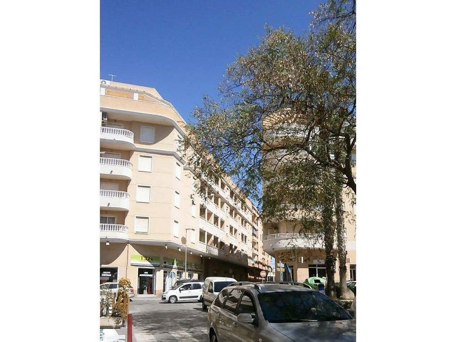 torrevieja apartamento centro urbano