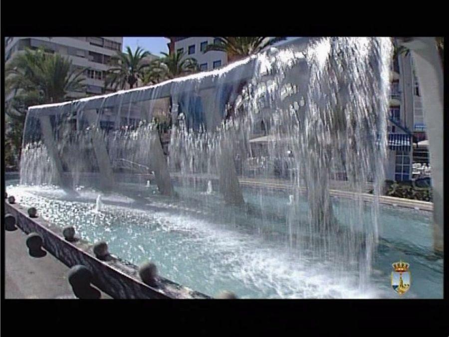 parque las naciones piscina
