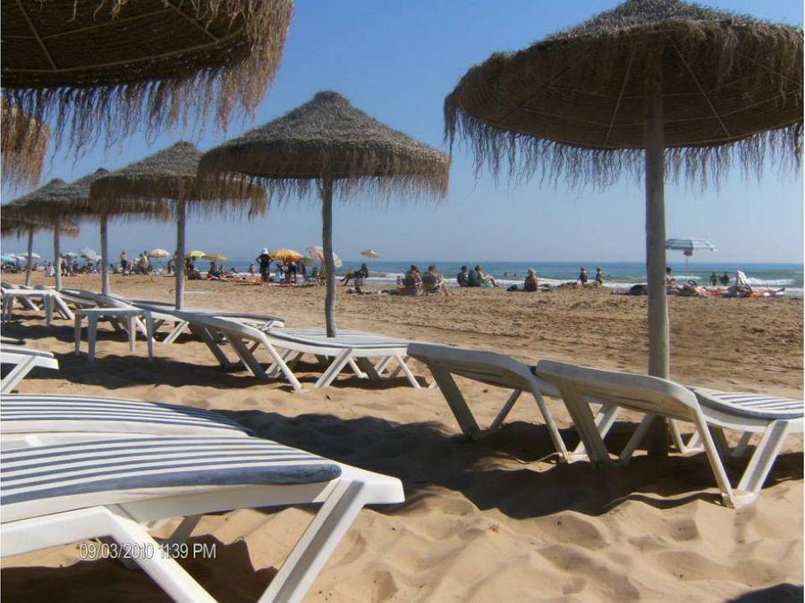 1o linea playa mar cura