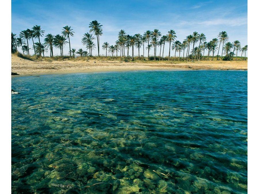duplex mar azul