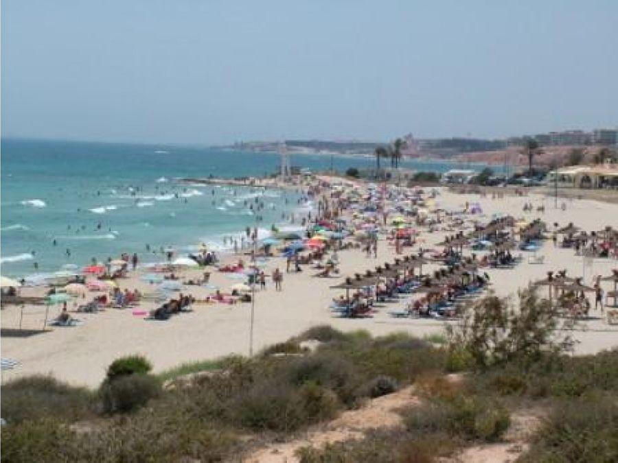 playa flamenca triplex