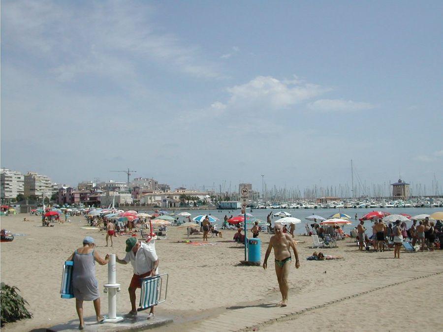 2o linea playa