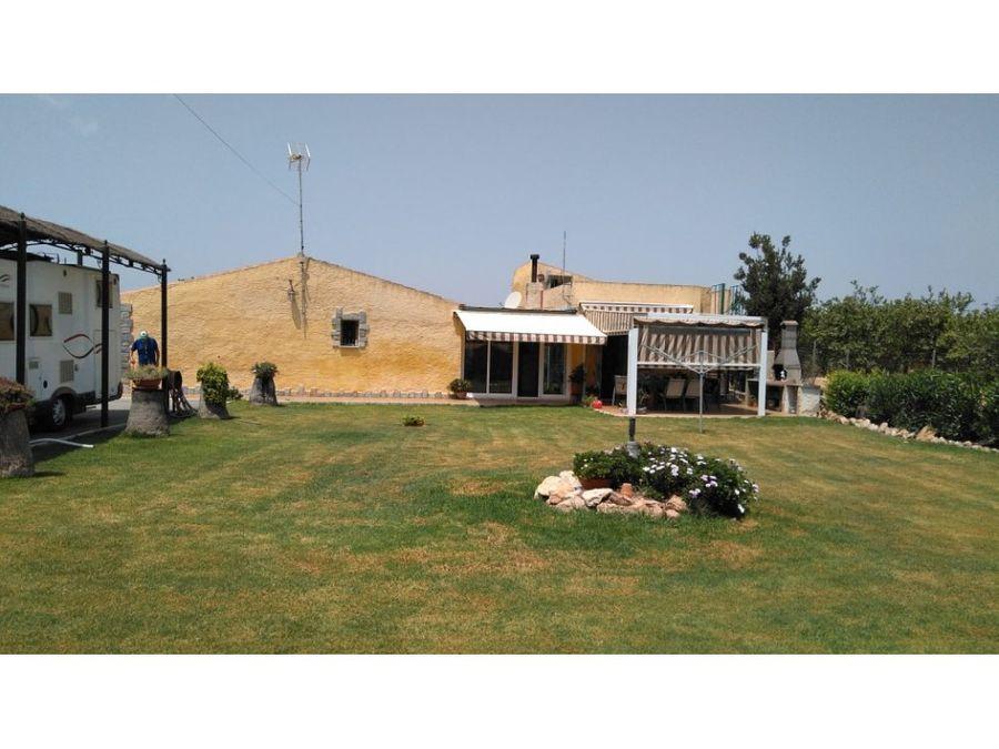 los montesinos country house