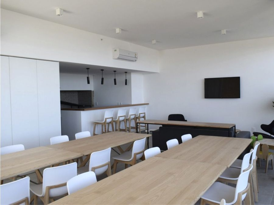 centro amplio apartamento de un dormitorio a estrenar