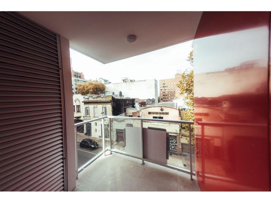 centro sur dos dormitorios a estrenar balcon
