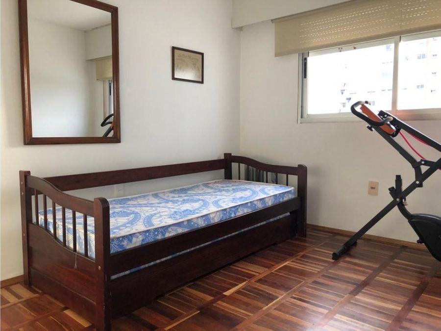 pocitos dos dormitorios balcon garaje 27500