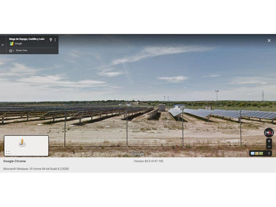 huerto solar en zamora con un 74 de rentabilidad garantizada