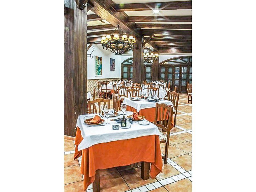 hotel restaurante asador en granada provincia