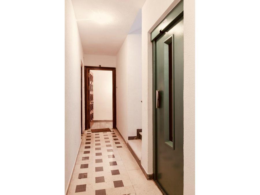 ven a visitar este piso de 3 hab en calle florencia 4ta planta