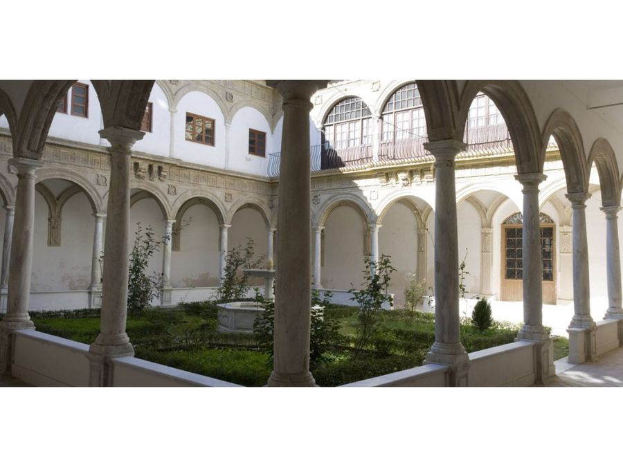 oportunidad convento dominico en baza