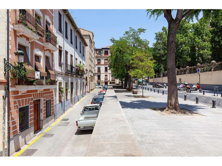 piso en calle palacios granada centro