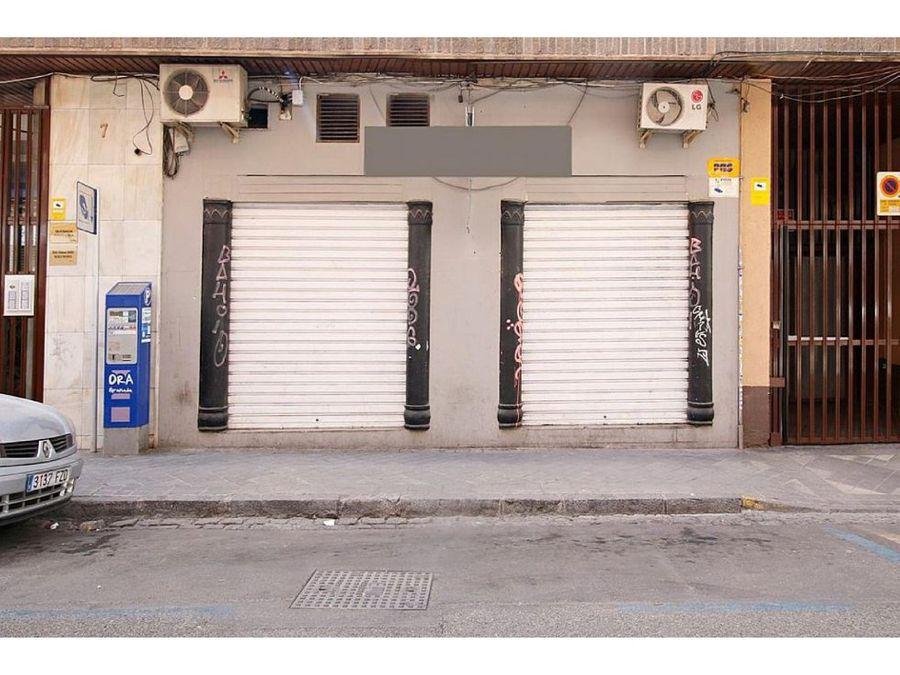 local centrico de 137 m2 en calle trajano