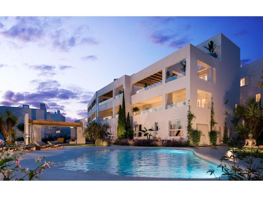 pisos de 1 y 4 dormitorios en urb alto de los monteros marbella