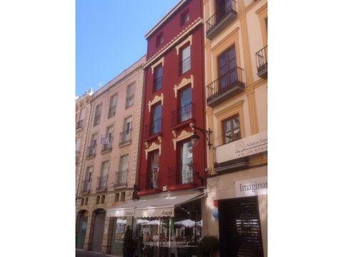 edificio en calle alhondiga de granada