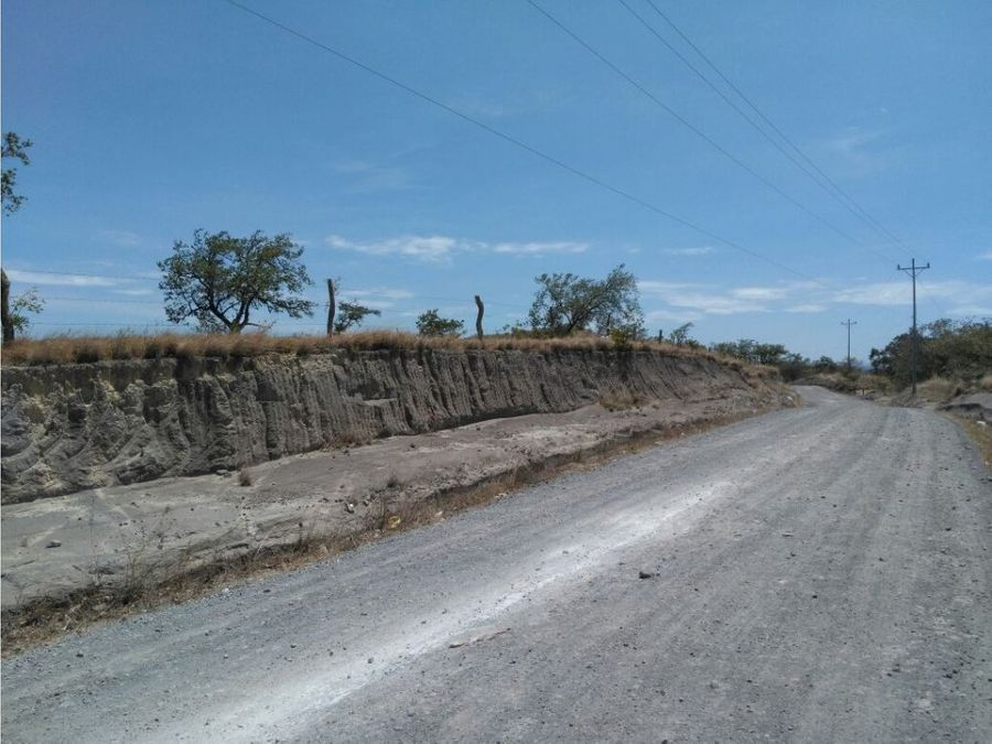 lote para urbanizacion en la carreta