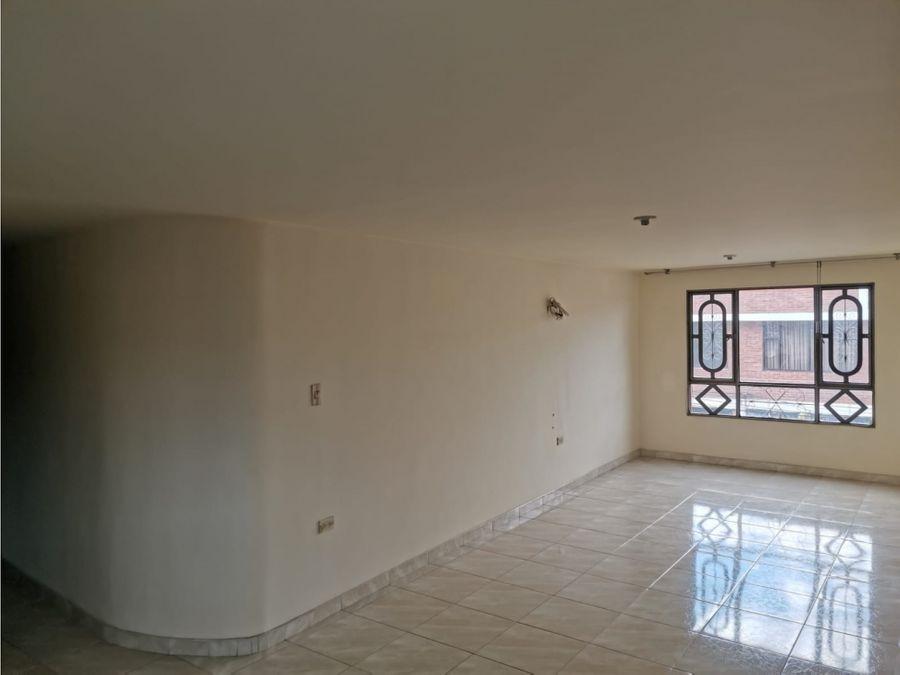 apartamento en arriendo barrio el tejar