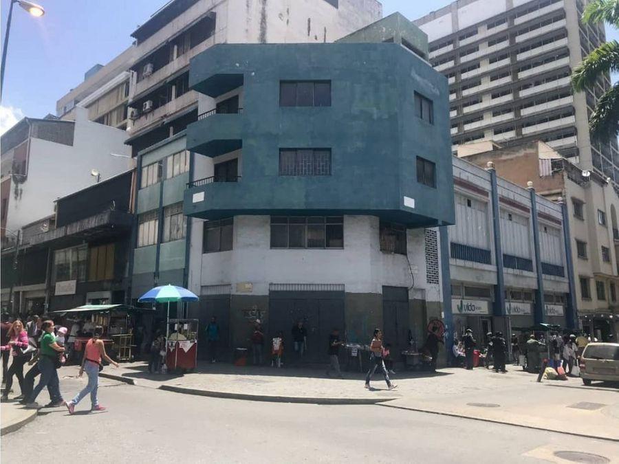 se vende edificio 260m2 santa teresa