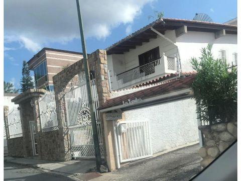 se vende casa 530m2 7h7b7p lomas de bello monte