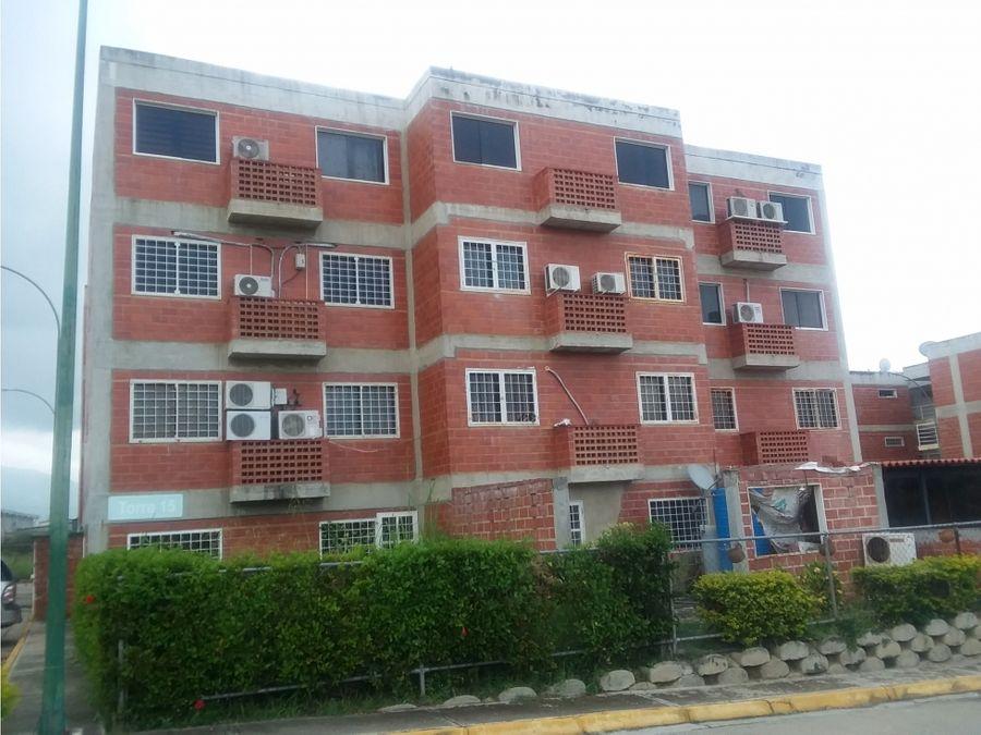 vendo apartamento 57mts2 2h1b1pe guatire