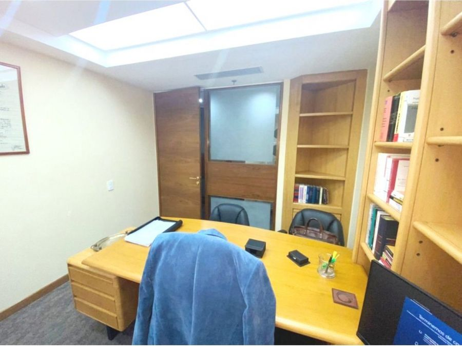 vendo oficina 124m2 el recreo