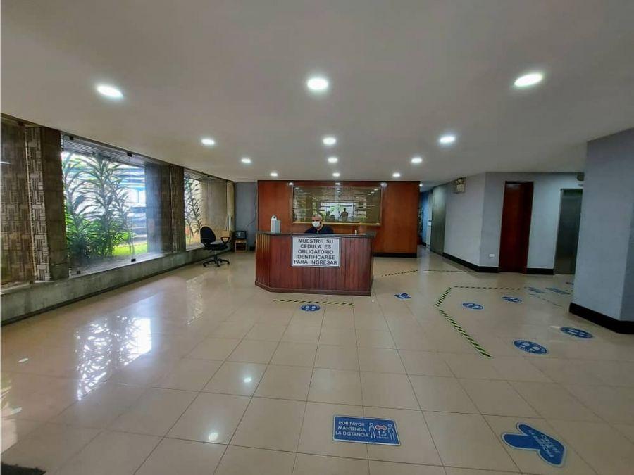 vendo oficina 54mts2 sabana grande