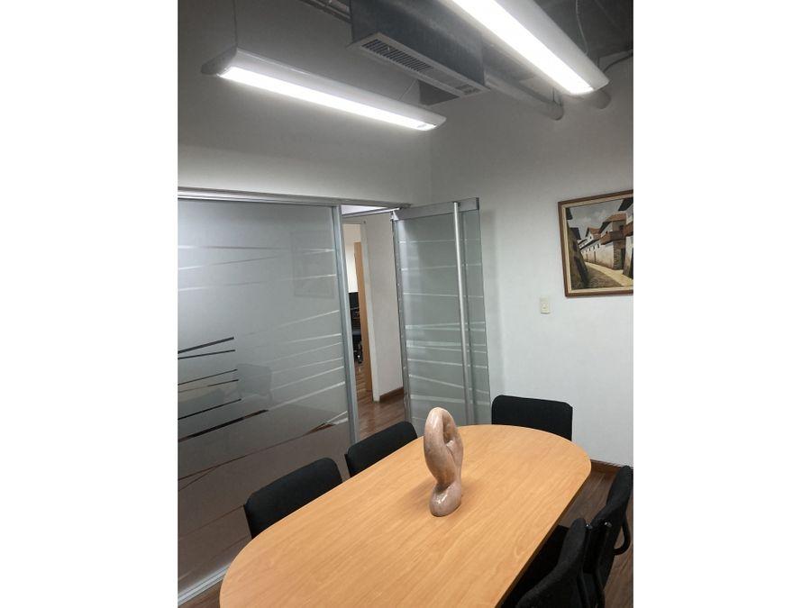 vendo oficina 130m2 chuao