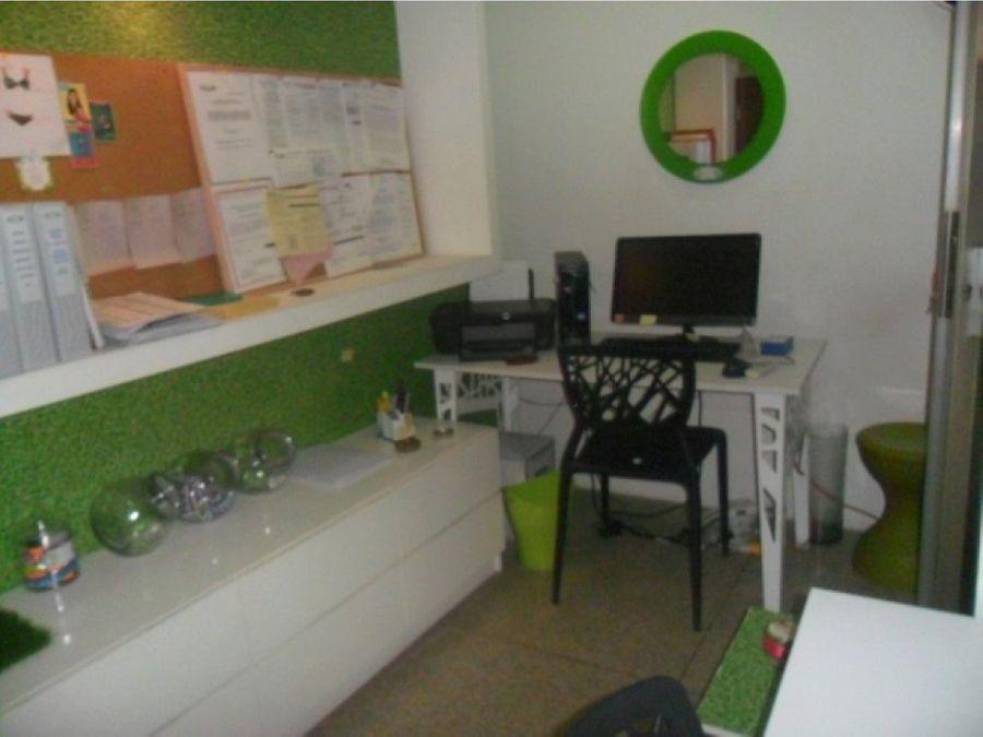 se vende oficina 10 m2 chacao