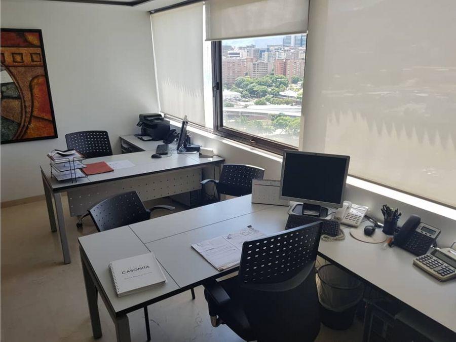 vendo oficina 592mts2 chuao 3583