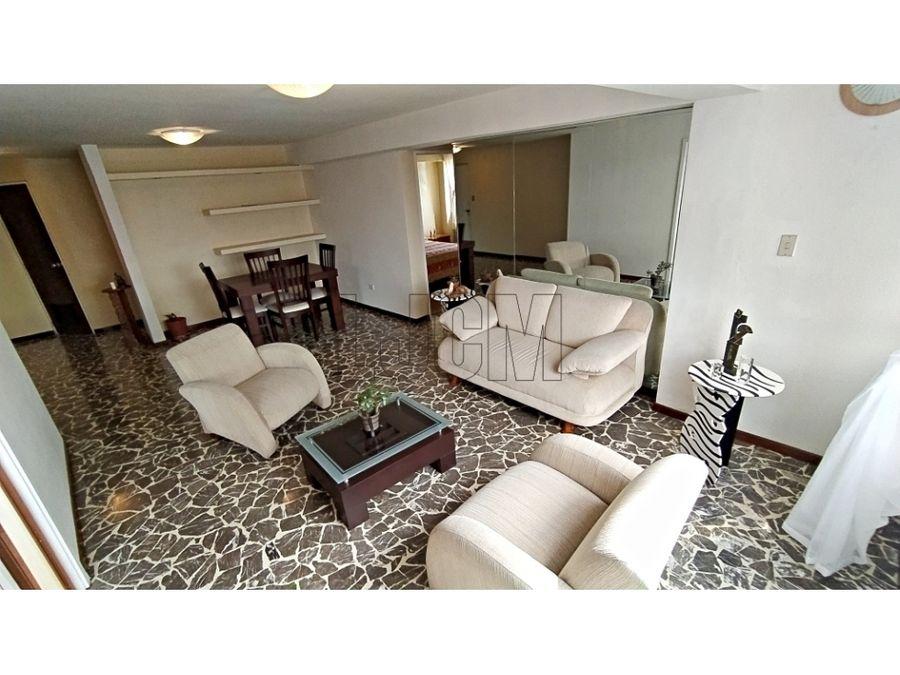 vendo apartamento 95m2 3h2b1p macaracuay 3725