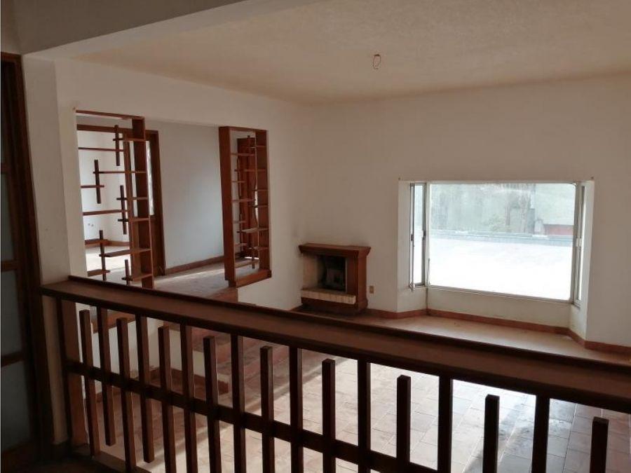 casa en venta lomas de tetela cuernavaca