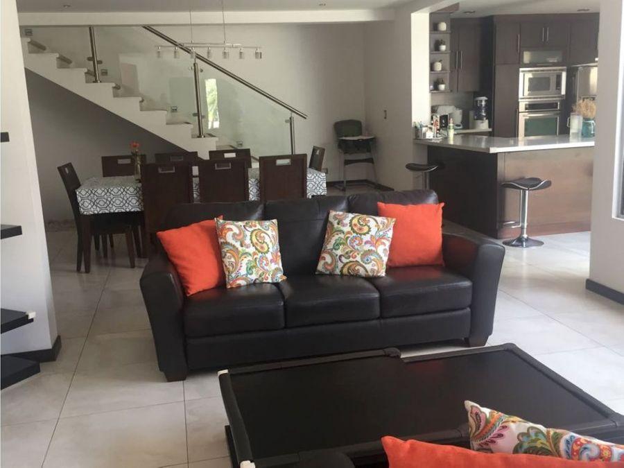 venta de casa heredia san joaquin condominio valle de eucaliptos