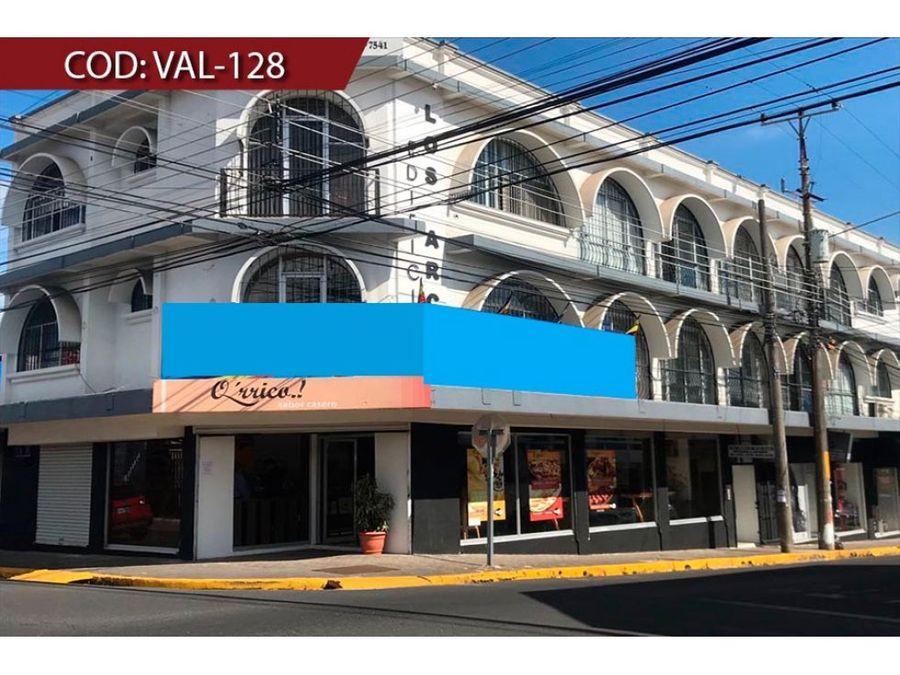 venta de edificio alajuela centro