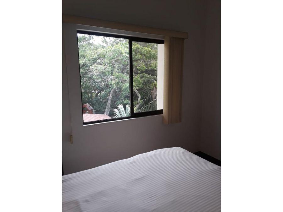 venta de apartamento santa ana condominio avalon santa ana
