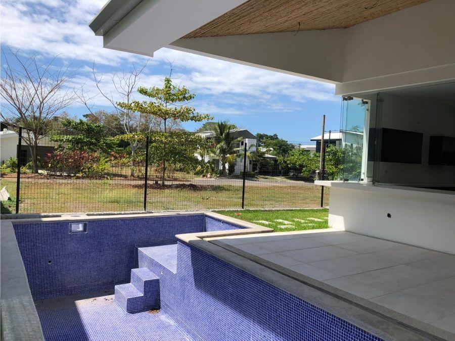 venta de casa puntarenas punta leona eco residencial el bambu