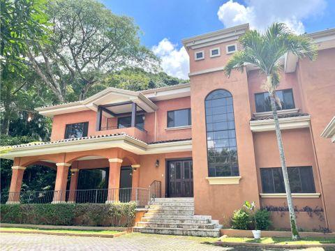 alquiler de casa san jose santa ana ecoresidencial villa real