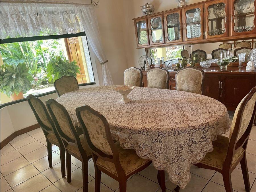 venta de casa alajuela la garita barrio san jose cond royal palm