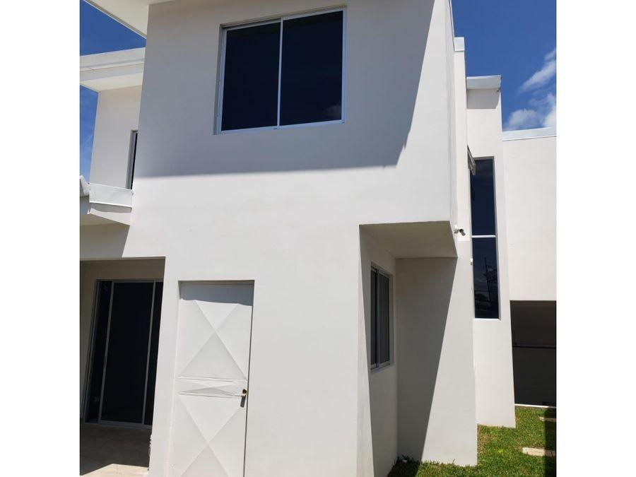 venta de casa heredia barva residencial dona elena