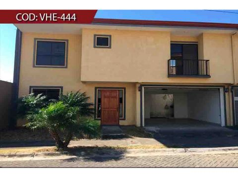 venta de casa heredia barreal residencial vistas del sol