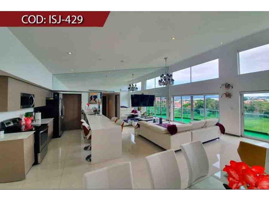 venta penthouse rohrmoser condominio paradisus