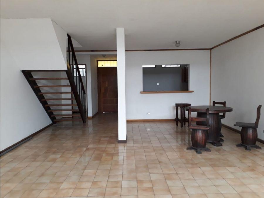 alquiler de apartamento san jose barrio escalante