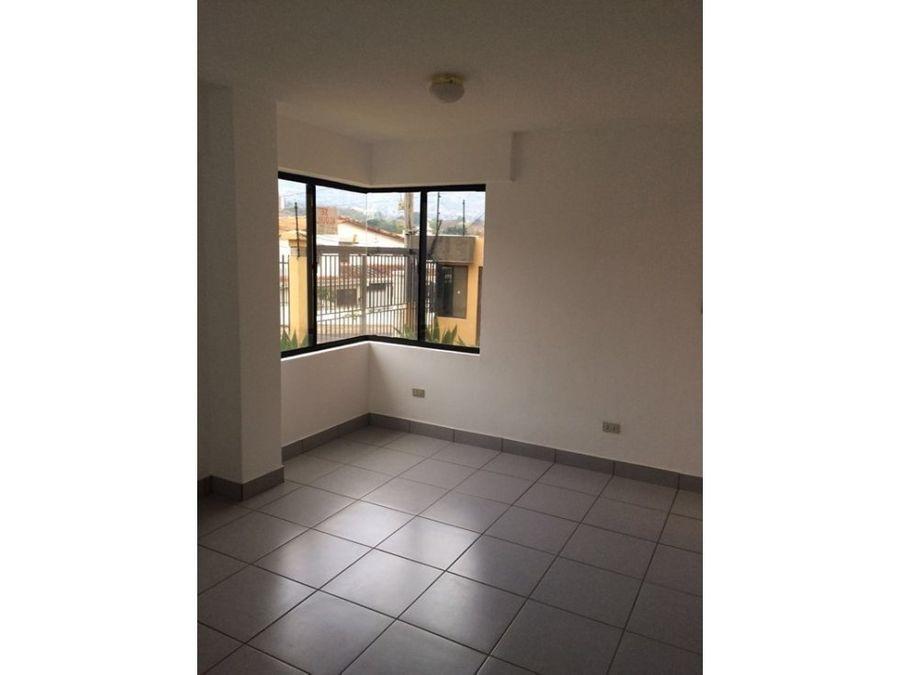 alquiler de apartamento san jose escazu trejos montealegre