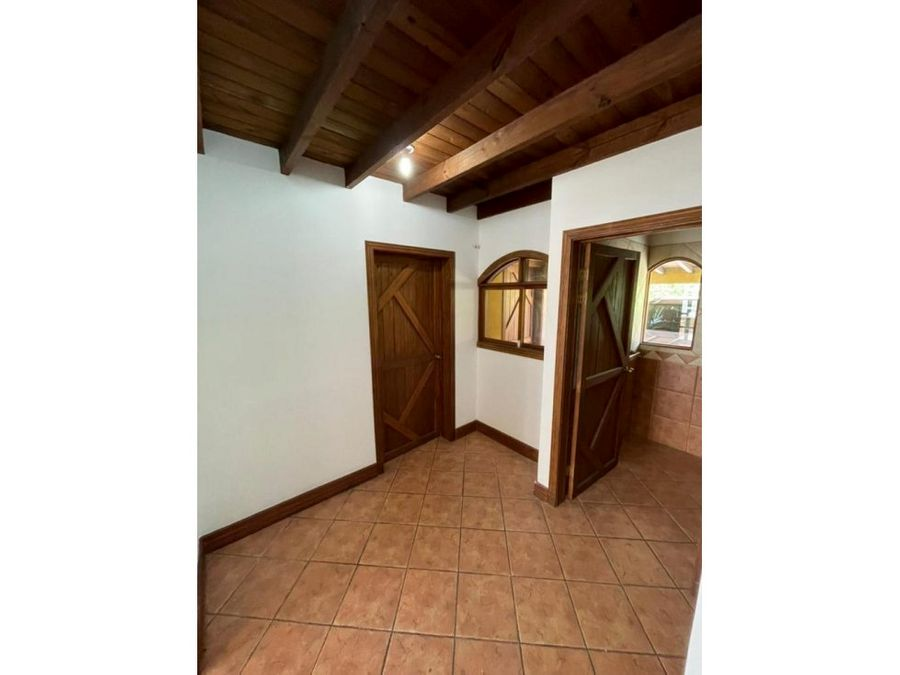 alquiler de casa heredia san francisco condominio san agustin