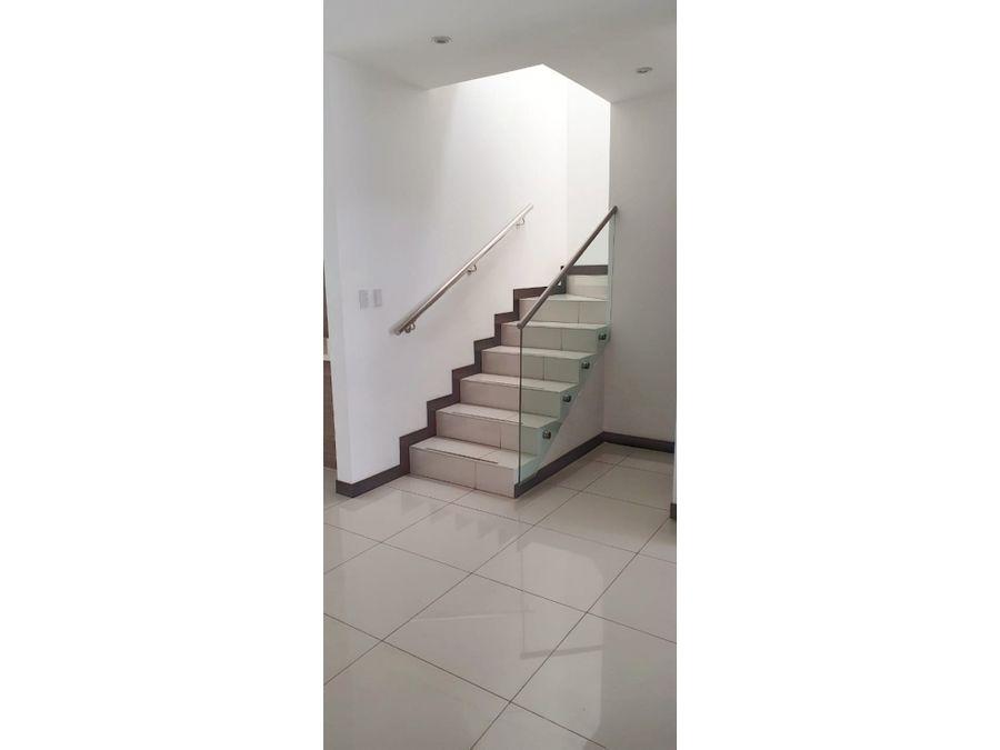 venta de casa santa ana condominio solpark
