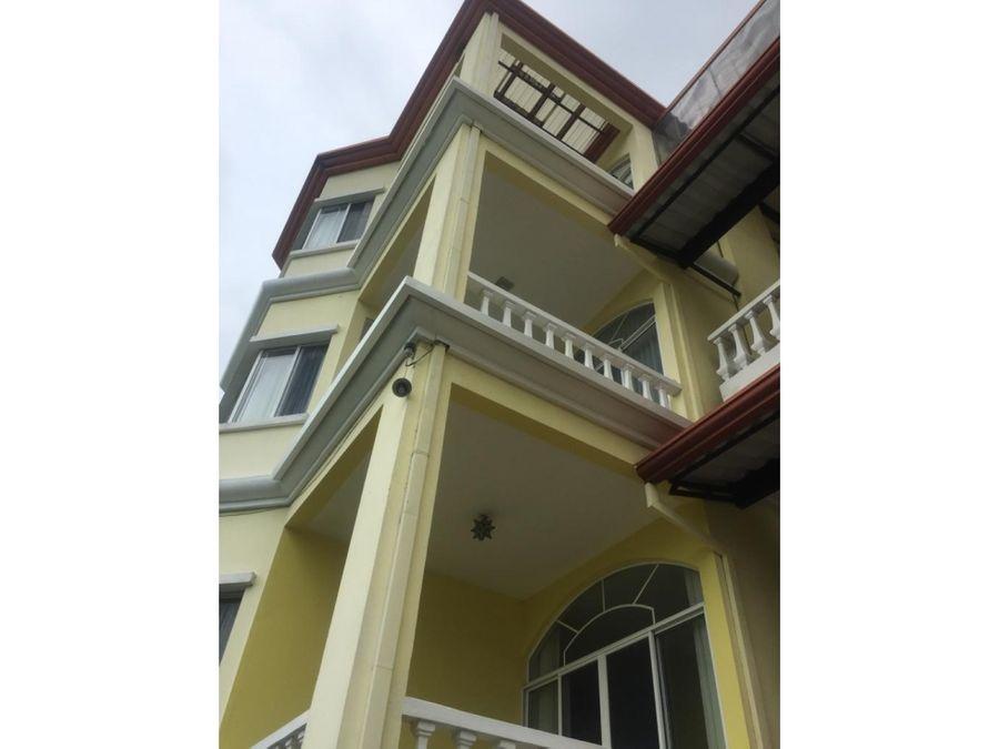 alquiler de apartamento amueblado santa ana alto de las palomas
