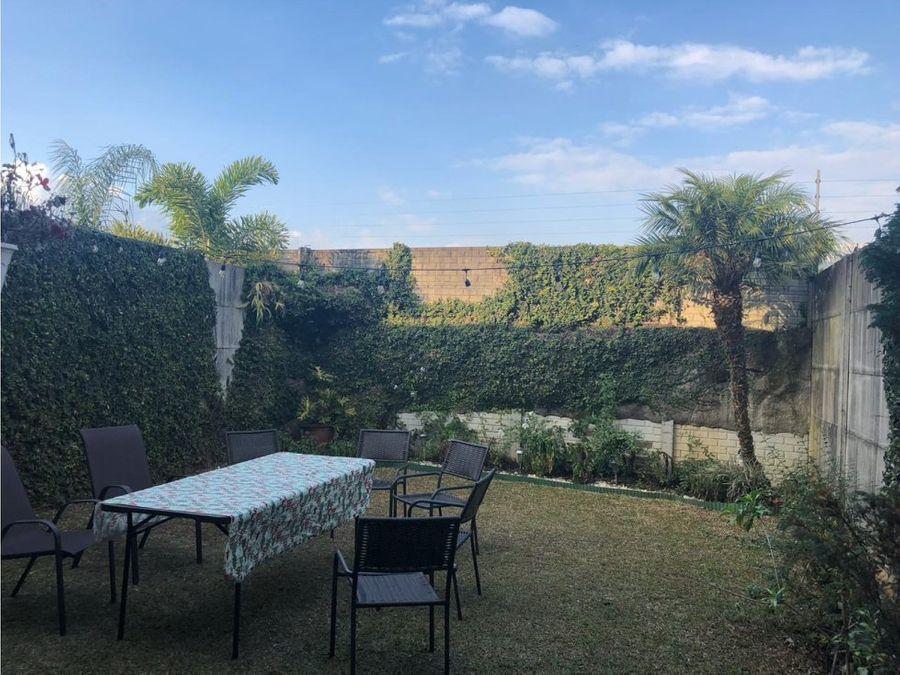 venta de casa curridabatlomas de ayarcocondominio villas de venecia