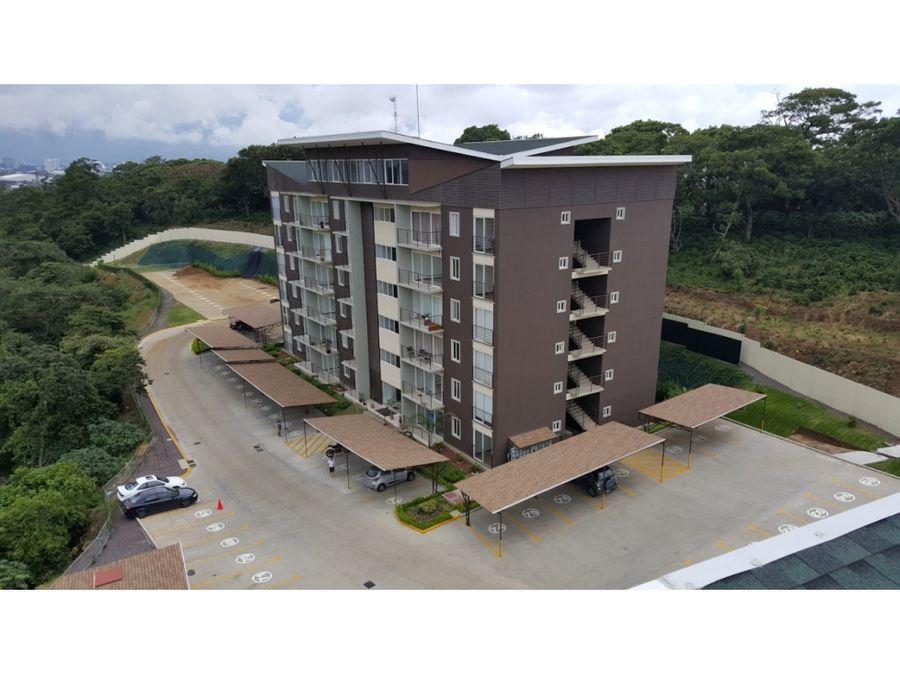 venta de apartamento heredia san pablo condominio los volcanes