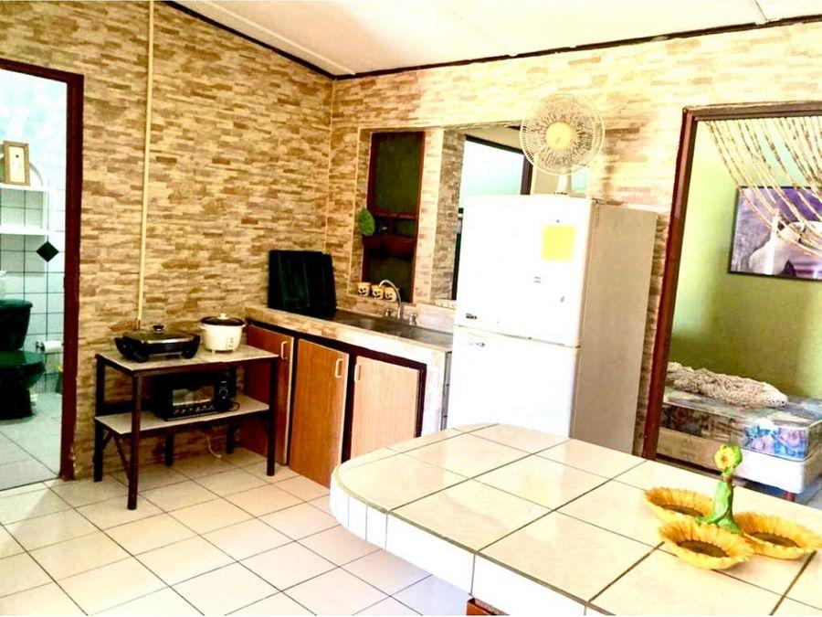 venta de apartamento amoblado puntarenas jaco condominio don paco