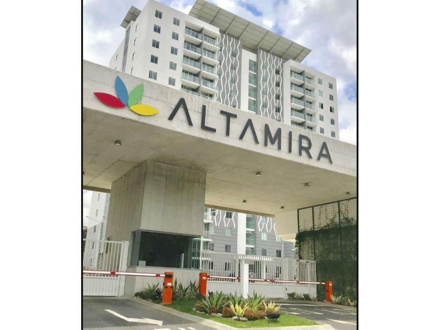 venta de apartamento heredia san pablo condominio altamira